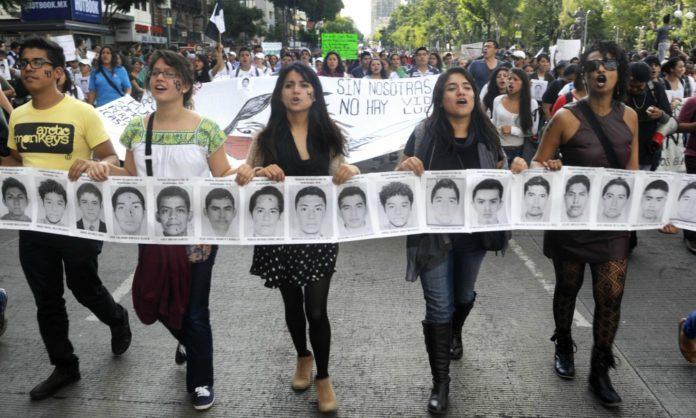 Caso Ayotzinapa: podrían ser más de 43 desaparecidos