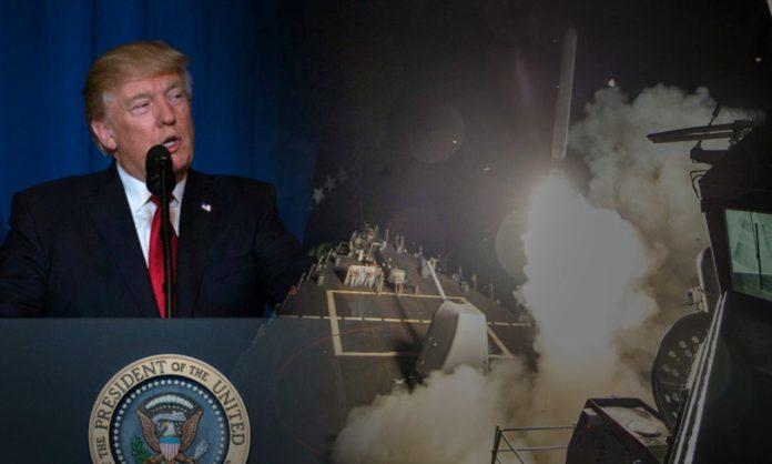 Donald Trump reconsidera ataque a Siria
