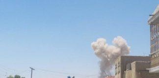 Explosión en Afganistán