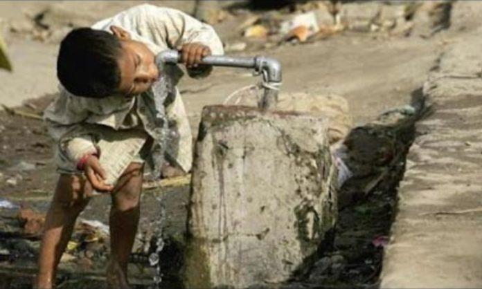 El mundo se está quedando sin agua